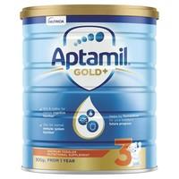 Aptamil 澳洲爱他美 金装加强型婴幼儿配方奶粉 3段  900g