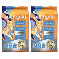 solid gold 素力高 Indigo moon系列 鸡肉蛋粉全阶段猫粮 5.4kg*2包