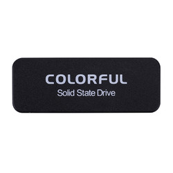 COLORFUL 七彩虹 SL500 SSD Mini固态硬盘 250GB