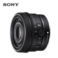 SONY 索尼 G系列 FE 50mm F2.5 全画幅无反定焦镜头