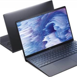 DELL 戴尔 灵越 7500 2020款 15.6英寸 轻薄本 深空灰(酷睿i7-10750H、GTX 1650Ti 4G、8GB、512GB SSD、1080P、IPS)