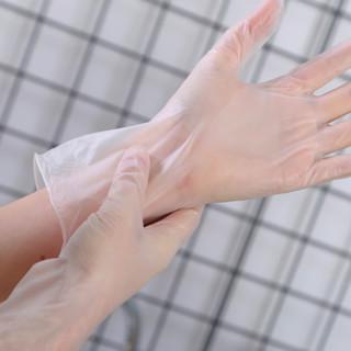 淋丝菡 ST-003 一次性乳胶手套