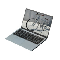 DELL 戴尔 d灵越15-5505 15.6英寸笔记本电脑 (R5-4500U、16GB、512GB SSD )