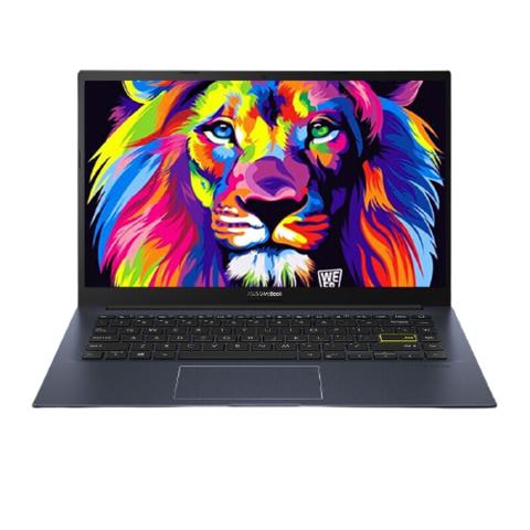 华硕(ASUS)VivoBook14X 英特尔酷睿 新品14英寸轻薄本笔记本电脑 耀夜黑 第11代i5 16G 512G MX330