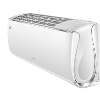 GREE 格力 冷净风系列 KFR-35GW/NhMaB1W 一级能效 壁挂式空调 1.5匹