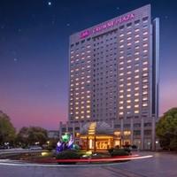 清明及周末不加价!常熟中江广场皇冠假日酒店 高级房 2晚 含每日2大1小早餐