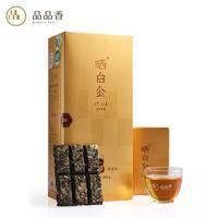 品品香  福鼎白茶 晒白金珍藏版1741寿眉饼 360克