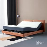 8H DT3 Milan智能电动床pro 1.5m+MZ1零度床垫套装