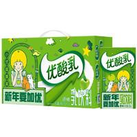 PLUS会员:yili 伊利 优酸乳  250ml*24盒