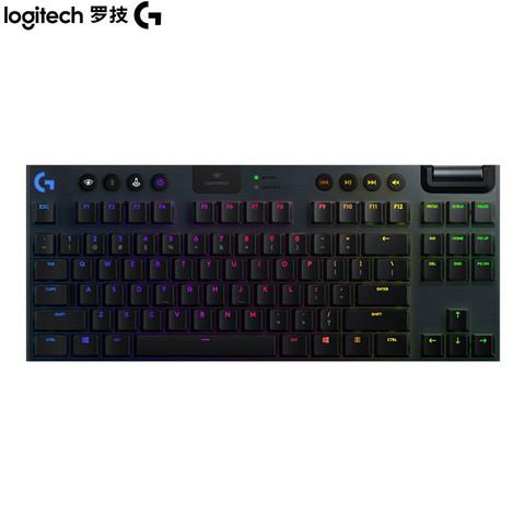 Logitech 罗技 G913 TKL 双模机械键盘