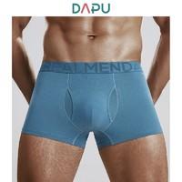 DAPU 大朴  483250 男士棉质网眼平角内裤