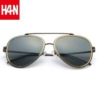 HAN 汉 HN52013  情侣款太阳镜