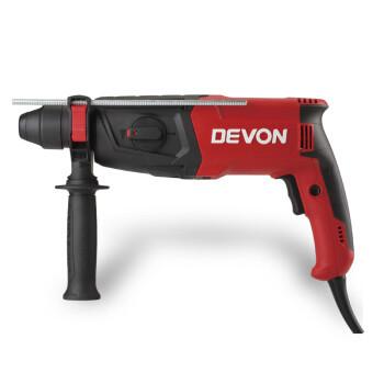 大有(Devon)1107-26DE 26mm三功能轻型电锤 电锤电镐电钻800W可调速
