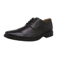 Prime会员、限尺码:Clarks 其乐 Tilden Plain 261103 男士正装皮鞋