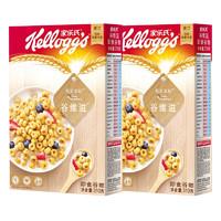 PLUS会员:Kellogg's 家乐氏 谷维滋麦片 310g*2盒