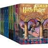 《哈利·波特 1-6》(汉英对照,套装共9册)