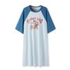 LEDIN 乐町 玩具总动员联名系列 女士睡裙 CLFAA3211