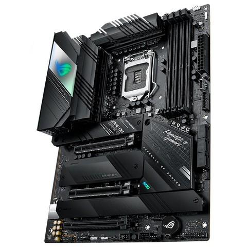 ROG 玩家国度 STRIX Z590-F GAMING WIFI主板(Intel Z590/LGA 1200)
