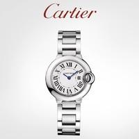 Cartier 卡地亚 Ballon Bleu 蓝气球系列 石英腕表