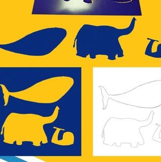 《大象消防车:神奇的动物机械世界》(精装)