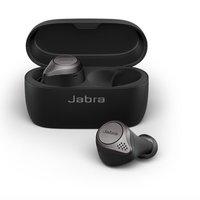 Jabra 捷波朗 Elite 75t 无线快充版 入耳式真无线蓝牙降噪耳机 钛黑色