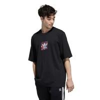 adidas 阿迪达斯 CNY Graphic Tee 男子运动T恤 H09193 黑色 M