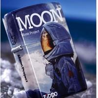 Zippo 之宝 星空探索 月球系列 打火机