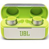JBL 杰宝 Reflect Flow 入耳式真无线蓝牙耳机 绿色