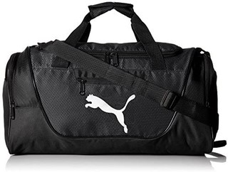 Puma 男士 Contender 帆布包 One size 黑色