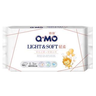 Q·MO 奇莫 轻柔系列 纸尿裤 L3片