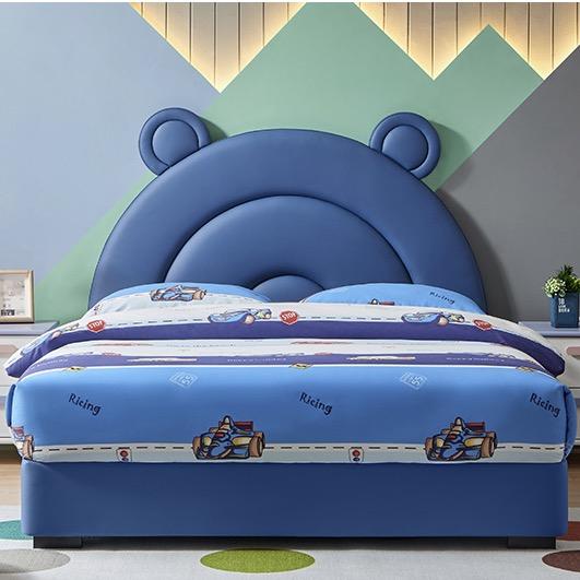CBD H001C 叮当蓝儿童床 1.2m