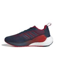 adidas 阿迪达斯 Alpha lava 中性跑鞋 H05042 藏青蓝/红色 40