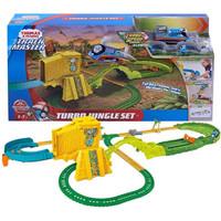 Thomas & Friends 托马斯和朋友 轨道大师系列 FJK50 飞跃丛林探险套装