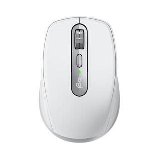 logitech 罗技 MX Anywhere 3 2.4G蓝牙 无线双模鼠标 4000DPI 太空银