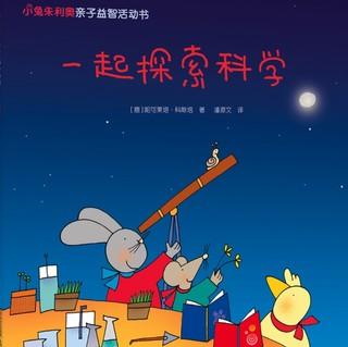 《小兔朱利奥亲子益智活动书》(套装共4册)