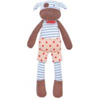 applepark 婴儿动物安抚玩偶