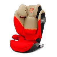 PLUS会员:cybex S-fix 儿童安全座椅 秋叶金 3-12岁