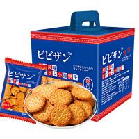 比比赞 日式小圆饼干 500g