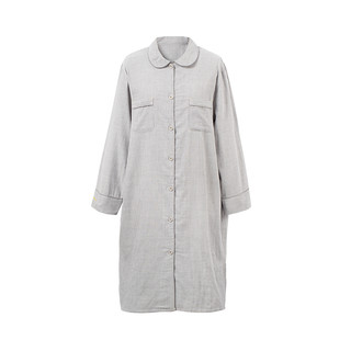 DAPU 大朴 拾光系列 女士衬衫睡裙 AF1F03201