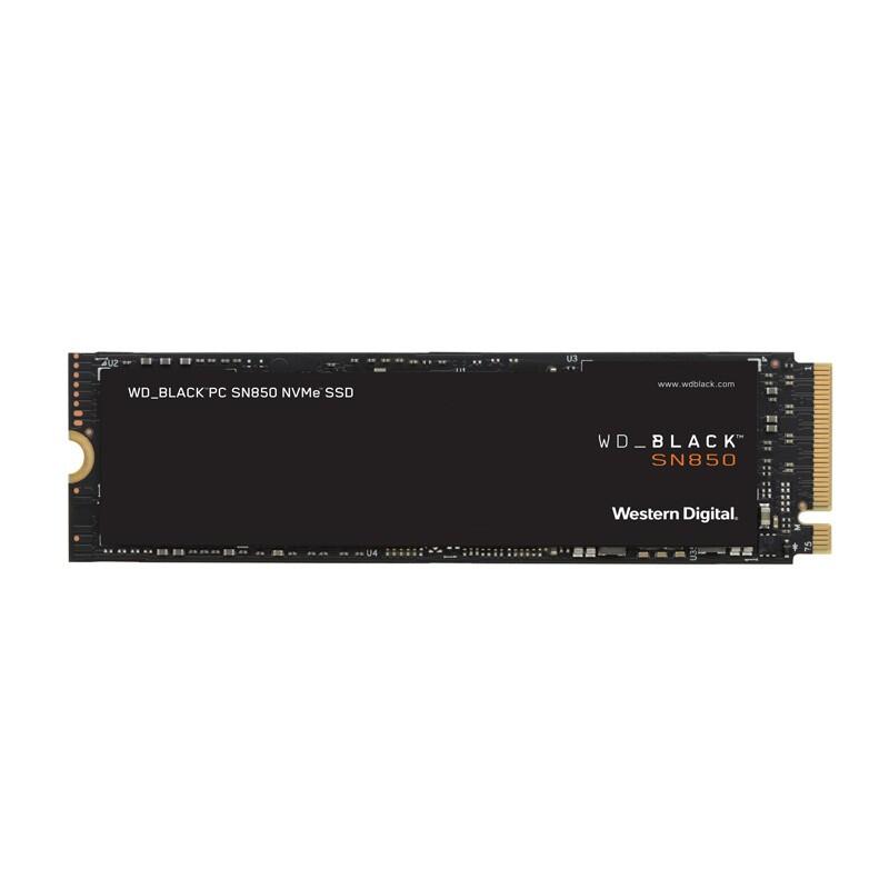 Western Digital 西部数据 SN750 SSD固态硬盘 500GB