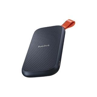 SanDisk 闪迪 E30 USB 3.2 Gen2 移动固态硬盘 Type-C 480GB