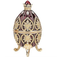 拥有了这枚来自皇室设计的复活节彩蛋,谁还不是个公主呢!