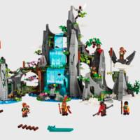 LEGO 乐高 悟空小侠系列 80024 传奇花果山