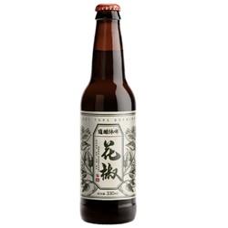 啤酒还有花椒味儿的?难道喝起来像火锅汤底?