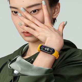 MI 小米 手环6 NFC版 智能手环(血氧)