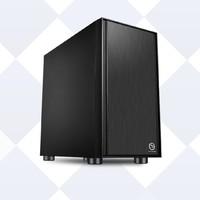 NINGMEI 宁美 魂 GI80 电脑主机(R5-3600、8GB、256GB、RX6700XT)
