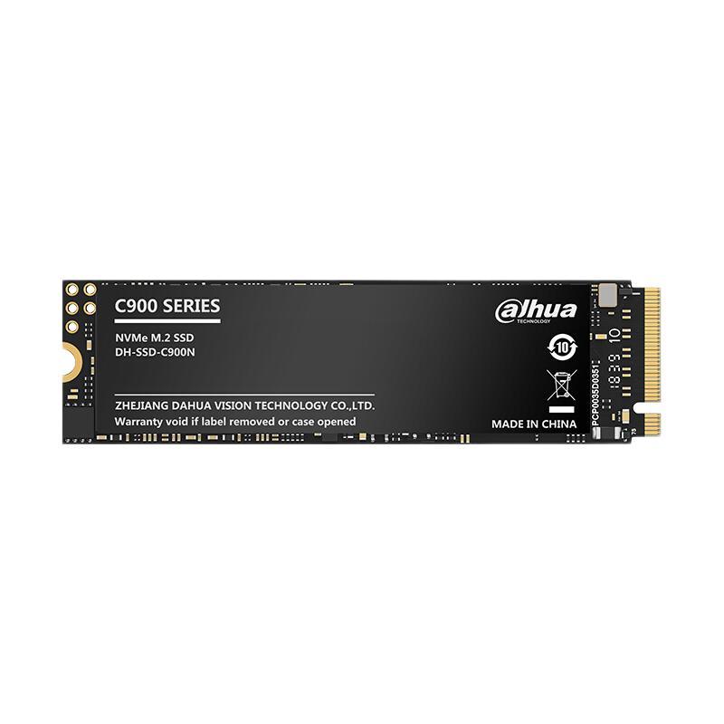 dahua 大华 C900 NVMe M.2 固态硬盘 256GB(PCI-E3.0)