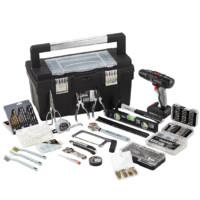 MASTERPROOF 麦思德 MSD9993 家用工具箱256件套装