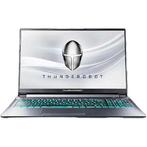 ThundeRobot 雷神 911MT 暗杀星3代 15.6英寸 游戏本 银色(酷睿i7-10870H、RTX 3060 6G、16GB、512GB SSD、1080P、IPS、240Hz)