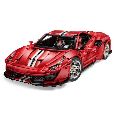 双鹰 电动玩具车模 Italian跑车-3236PCS 静态版